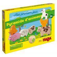 La pyramide d'animaux - Mes premiers jeux
