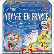 Jeu de société Voyage en France