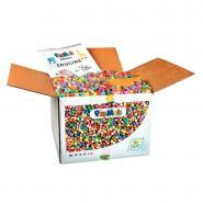 Carton de 12000 flocons PLAYMAIS Mosaïc + Accessoires