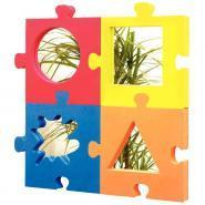 Miroirs puzzle - Set de 4