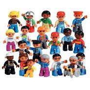 Boite de 20 personnages de la communauté