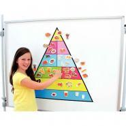 Pyramide magnétique 90 x 90 cm