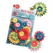 Fleurs en papier - Sachet de 30