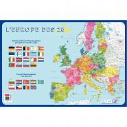 """Poster PVC 76x52cm  """" Europe des 28 """""""