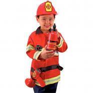 Déguisement, Pompier + accessoires