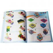 Livre de modèles CLICS 72 pages, format A4