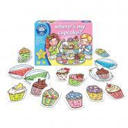 Où est mon cupcake?