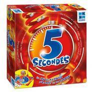 Jeu de société 5 secondes