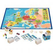 Jeu de société Voyage en Europe