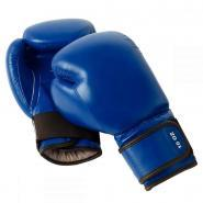 Paire de gants de boxe bleu