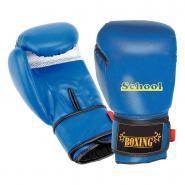 Paire de gants de boxe bleu