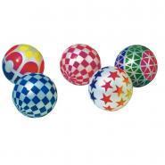 Ballon PVC motif diamètre 26 cm