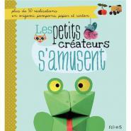 Livre Les petits créateurs s'amusent