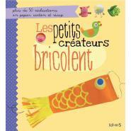 Livre Les petits créateurs bricolent