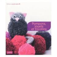 Livre Pompons, jouets et tricotins