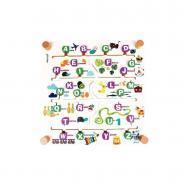 Labyrinthe Alphabet bilingue