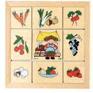 Loto les fruits et légumes