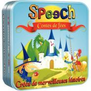 Asmodee - Jeu de société - Speech contes de fées