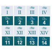 Nombres romains de 1 à 20