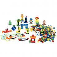 Boite de 1000 briques LEGO® + 8 fiches modèles