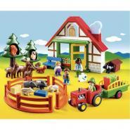 Playmobil - Maison forestière avec animaux