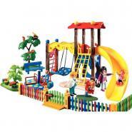 Playmobil - 5568 - Square pour enfants avec jeux