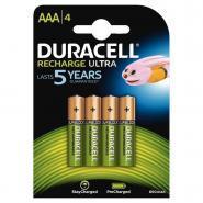 Accu DURACELL AAA850A Ultra Power - Blister de 4