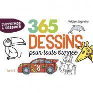 Livre 365 dessins pour toute l'année