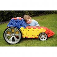 Classpack POLYDRON géant de 28 pièces + 4 roues