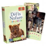 Défis nature des petits : La jungle