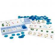 Atelier boîtes à compter NIVEAU 2 pour 2 enfants
