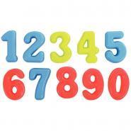 Sac chiffres pour sable de 1 à 9