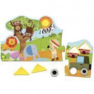 Puzzle Safari Photo