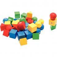 Maxi bloc avec ventouse - Lot de 42