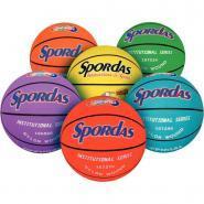 Ballon de basket taille 3 - Sac de 6