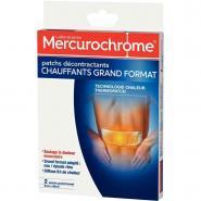 Patch Décontractant Chauffant Grand Format 9cm X 29cm - Boite de 2