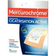 Pansement nouvelle génération Cicatrisation Active - Boite de 6