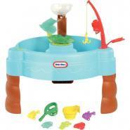 Table de jeu d'eau + accessoires