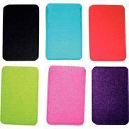 Housses pour smartphone en feutrine à décorer - Sachet de 10
