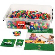 Box éducation 3600 pièces MINI, couleurs néon