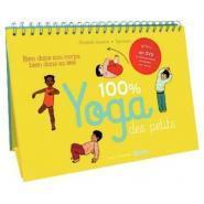 Bayard Jeunesse - Livre 100% Yoga des petits