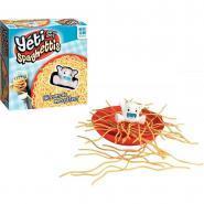 Yéti dans mes spaghettis