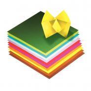 Papier Origami 15x15 cm - Pochette de 100 feuilles