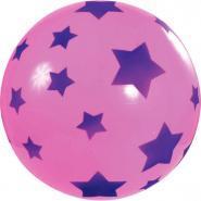 Ballon en plastique à motifs diamètre 30cm - Sachet de 3