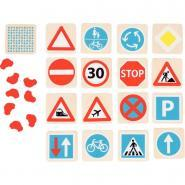 Mémory panneaux de signalisation