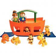 Arche de Noé TOLO animaux + personnages