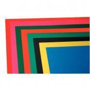 Papier dessin cartador 270g 50x65 assorti - Paquet de 25