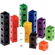 Cubes à emboiter - Sachet de 100