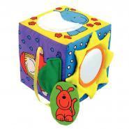 Cube d'activités - 14 cm