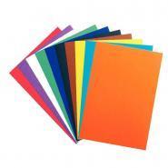 Feuille carton couleur a3 340g - Paquet de 100